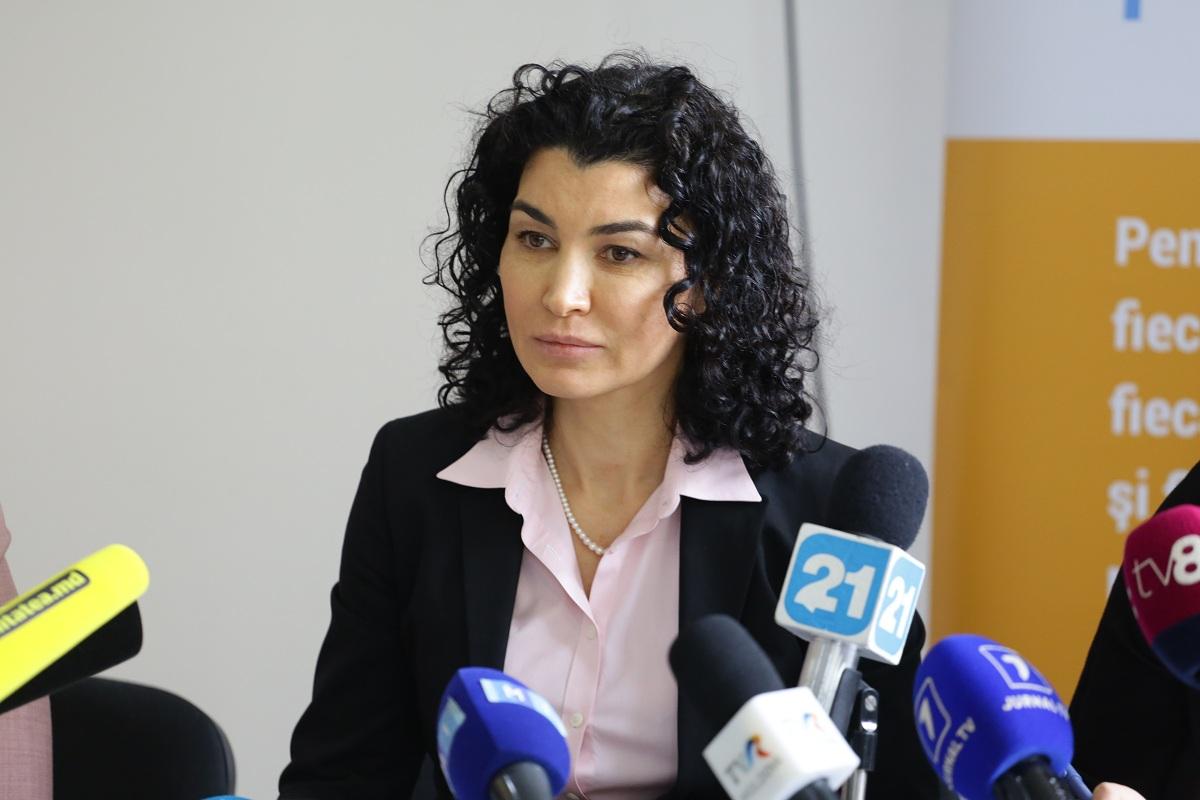 Rita Columbia, Reprezentanta UNFPA în Moldova