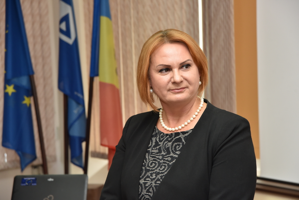 "Stela Grigoras, Moldova Minister of Health, Labour and Social Protection: ""We have pledged ourselves together with non-governmental organizations and development partners to promote active aging in our country"""