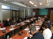 Opening of the first meeting of IAPPD-Moldova