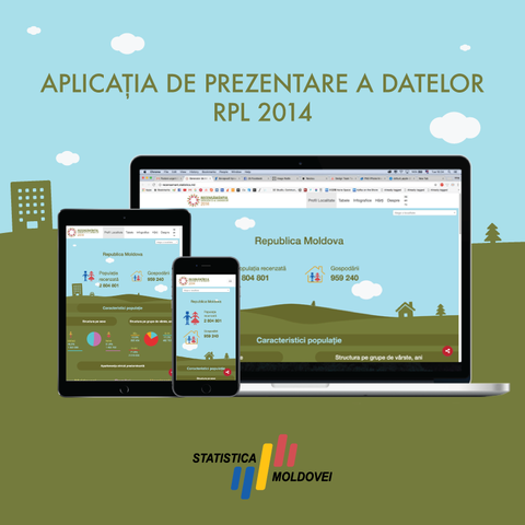Census 2014 web app