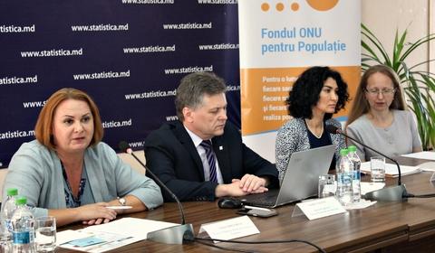 Ministra Muncii, Protecției Sociale și Familiei Stela Grigoraș