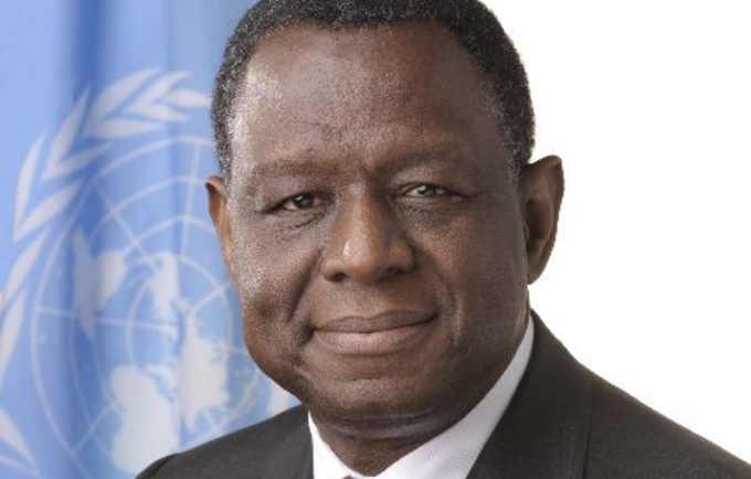Dr. Babatunde Osotimehin, UNFPA Executive Director