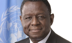 UNFPA's Executive Director, Dr. Babatunde Osotimehin