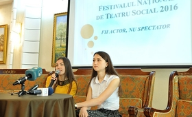 Launch of the National Social Theater Festival