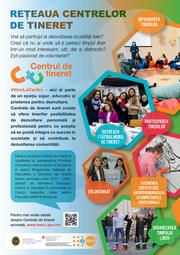 Rețeaua Centrelor de tineret din Moldova